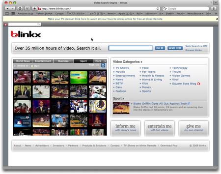 blinkx