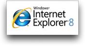 IE8 Internet Explorer インターネットエクスプローラー