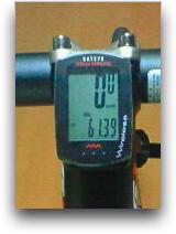 自転車 スピードメーター その2